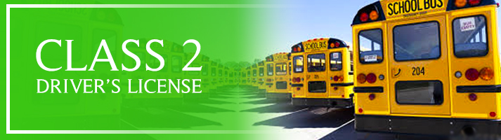 Bus Driver Training - Commercial Bus Driver - Class 2 License